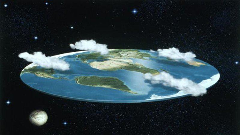 The Flat World Around Us